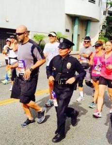 LAPD Ofc Tudor
