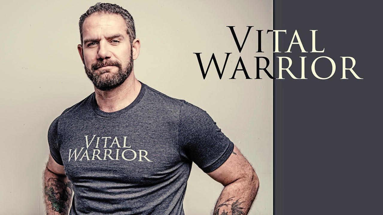 Ep 17: Navy SEAL Mikal Vega on Traumatic Brain Injury, Surviving PTSD, and How Doctors Nearly Killed Him
