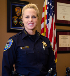 Ep 24: CrossFit Games Athlete and Hayward PD Chief Diane Urban