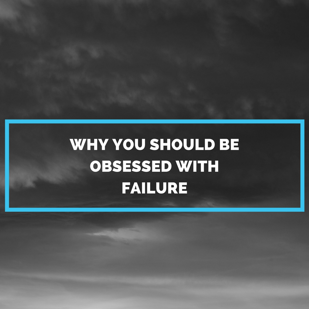 Ep: 54 Briefing Topic: Why You Should Be Obsessed with Failure